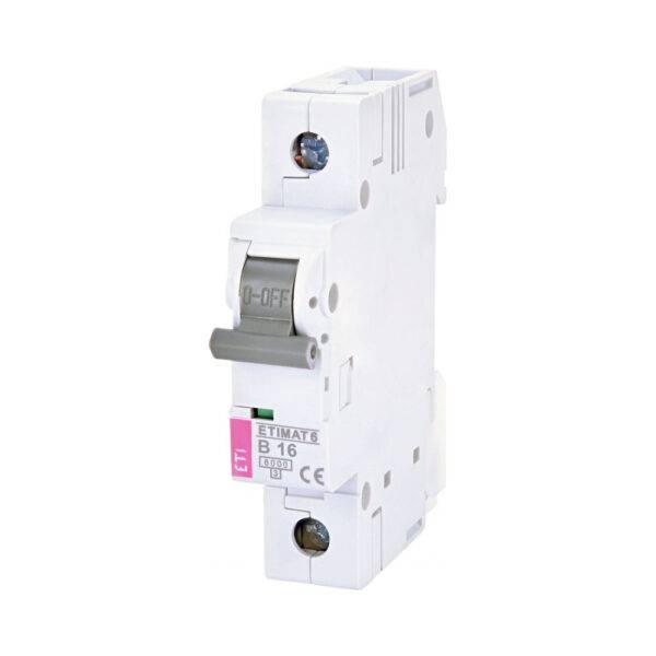 Automatski osigurač ETI 16A 1p B